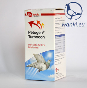 DR.WOLZ Petogen Turbocon 250ml